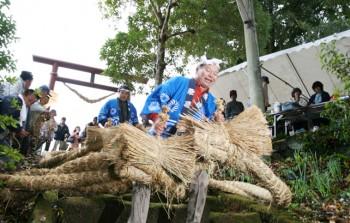 大木場山神祭(おおこばやまんかんまつり)