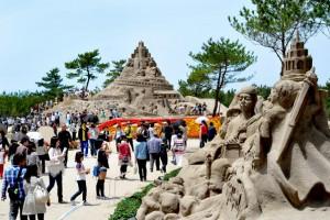 本年は5月2日から開催!吹上浜砂の祭典