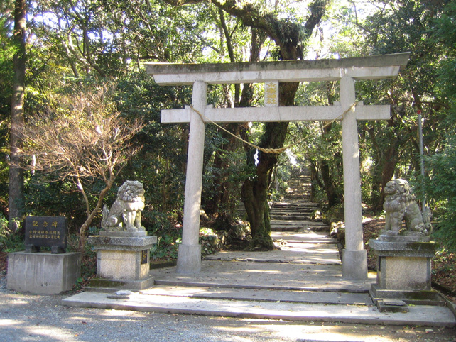 金峰神社-蔵王権現の分霊を祀ったといわれている神社-