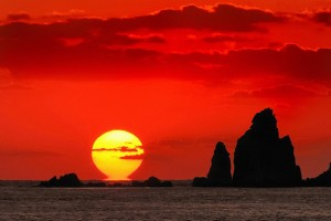 10月20日(日)第5回夕日コンサートin野間池-野間池の後浜海岸-