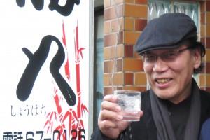 「TV放送」酒場詩人の吉田類さん、南さつま市でロケ!!