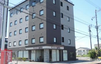 ビジネスホテル サンステイ加世田