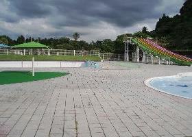 市民プール(加世田運動公園プール)が開園