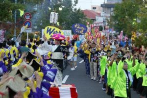 2016南さつまフェスタふるさと総踊り開催‼ 9月22日(秋分の日)