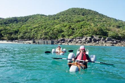 水陸両用車いすチェアボートで、海に浮かぼう!