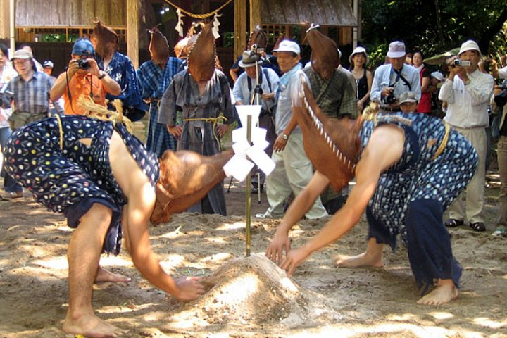 ヨッカブイ(高橋十八度踊り)