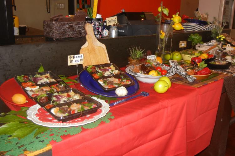 デリタマのお惣菜やお弁当
