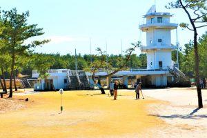 砂丘の杜 グラウンドゴルフ場