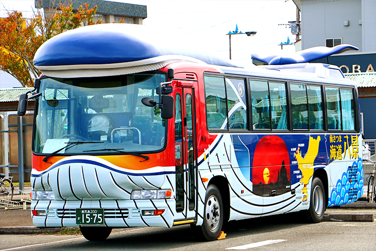 くじらバス