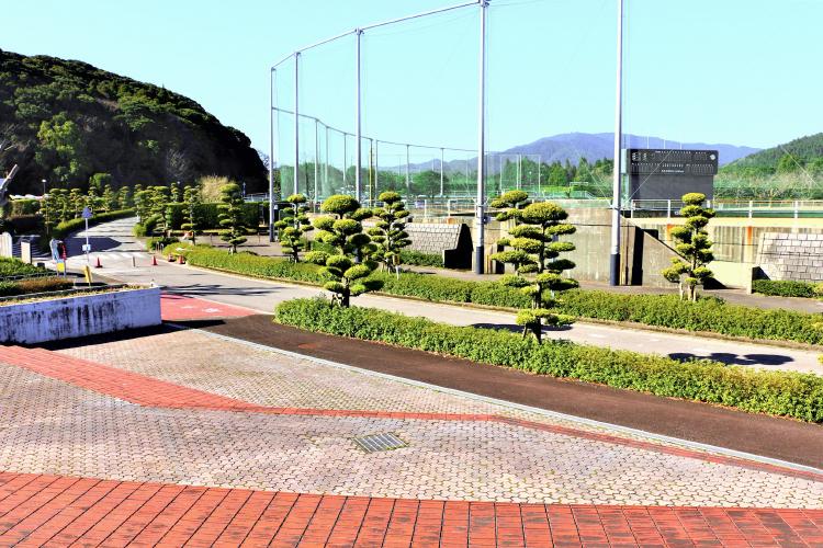 加世田運動公園グラウンド