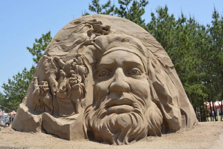 吹上浜砂の祭典が今年もやってきます!2018年5月3日〜開催!