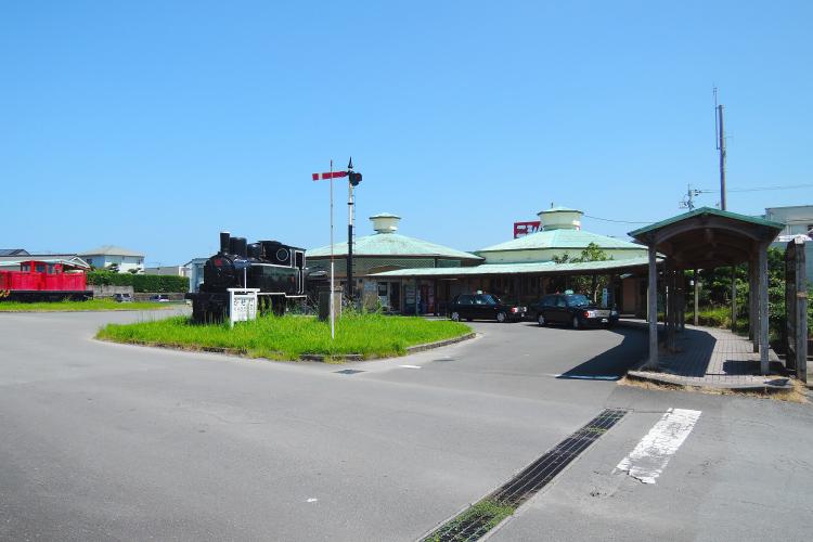 鹿児島交通加世田バスセンター