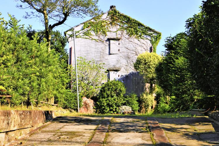 旧鰺坂正一郎邸