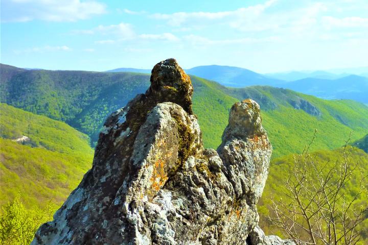クロアチアの眺望