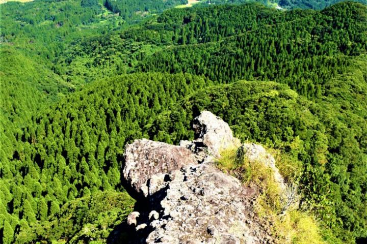 磯間嶽からの眺望