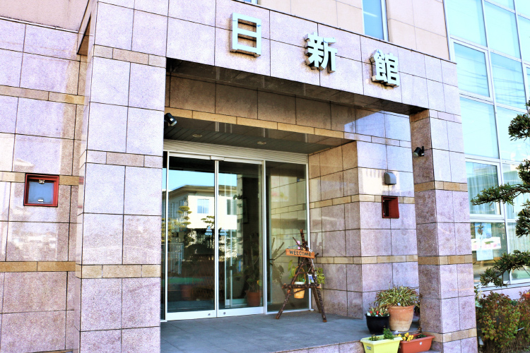Hotel 日新館 (商務型房間)