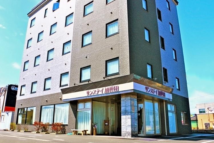 Sun Stay Kaseda (Budget hotel)