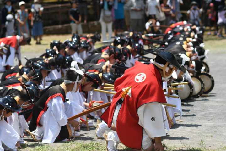 竹田神社夏祭り