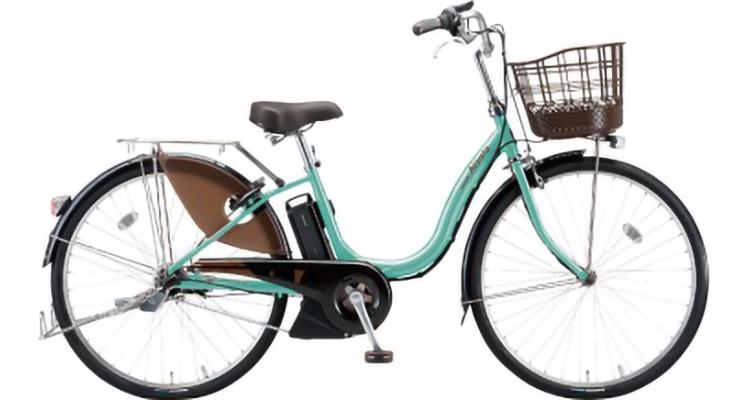 電動アシスト自転車 シーニックGミント