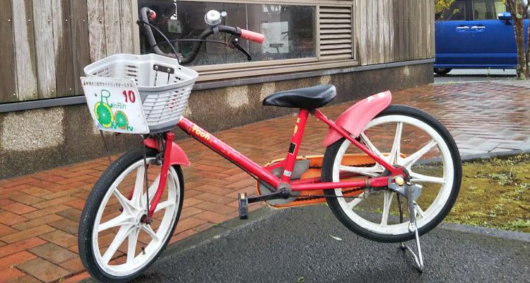 補助輪なし自転車