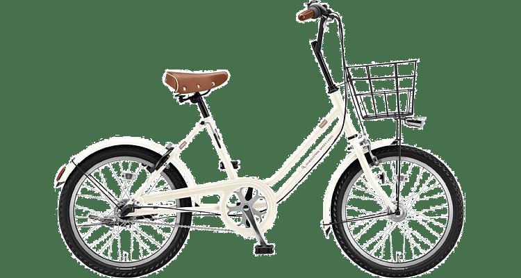ミニベロ自転車 E.X クリームアイボリー